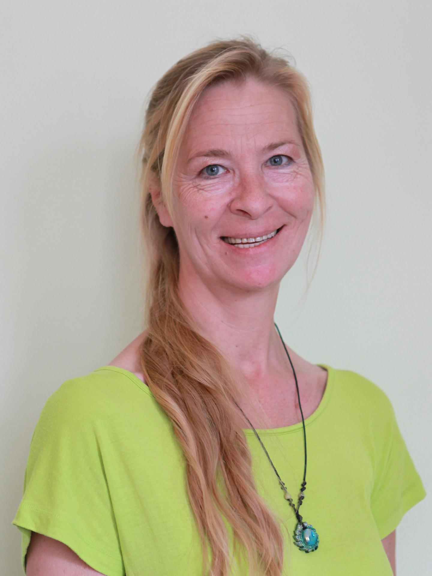 Christine | Team Vital Massage