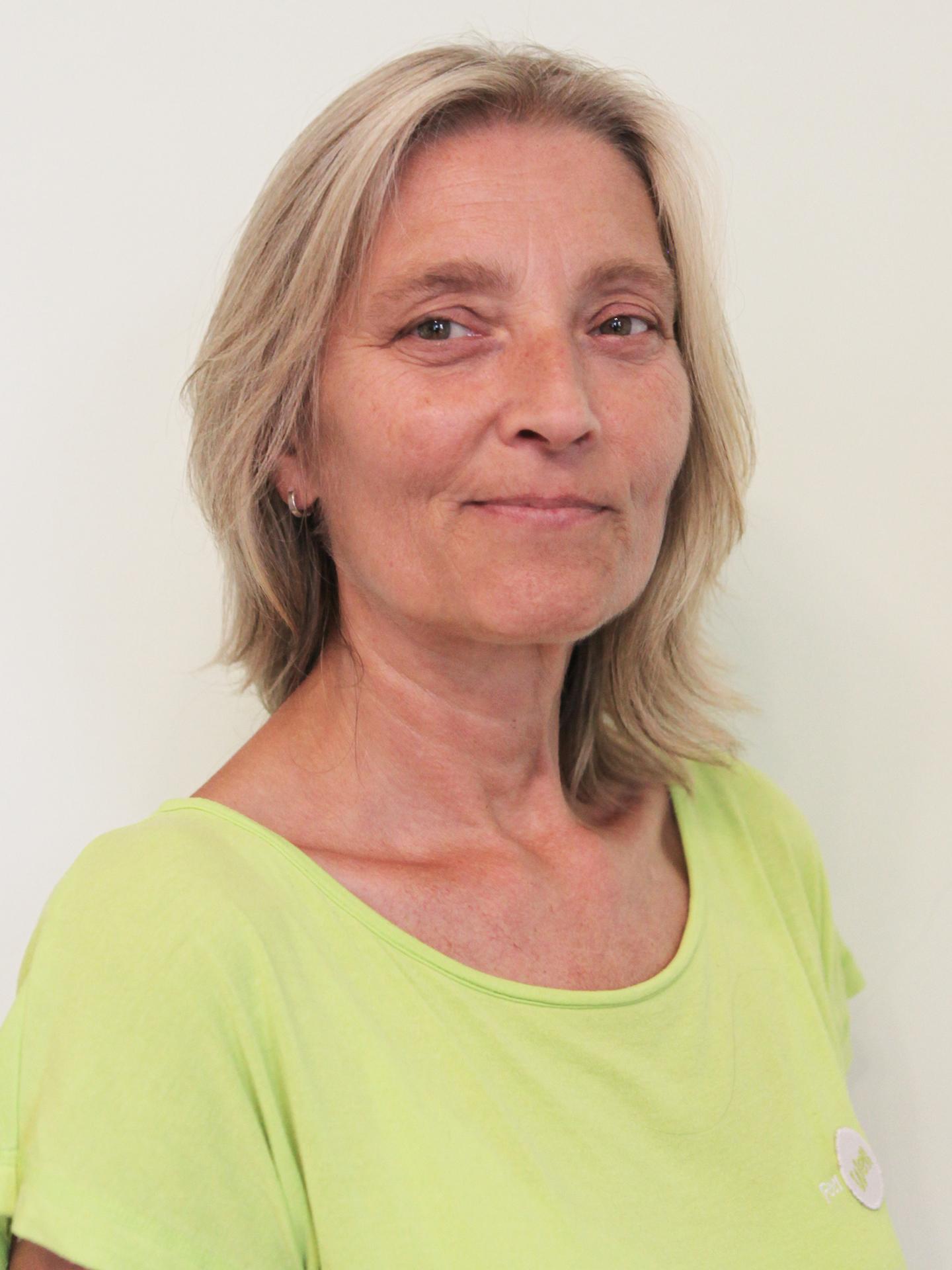 Margit Köhne | Team | Vital Massage