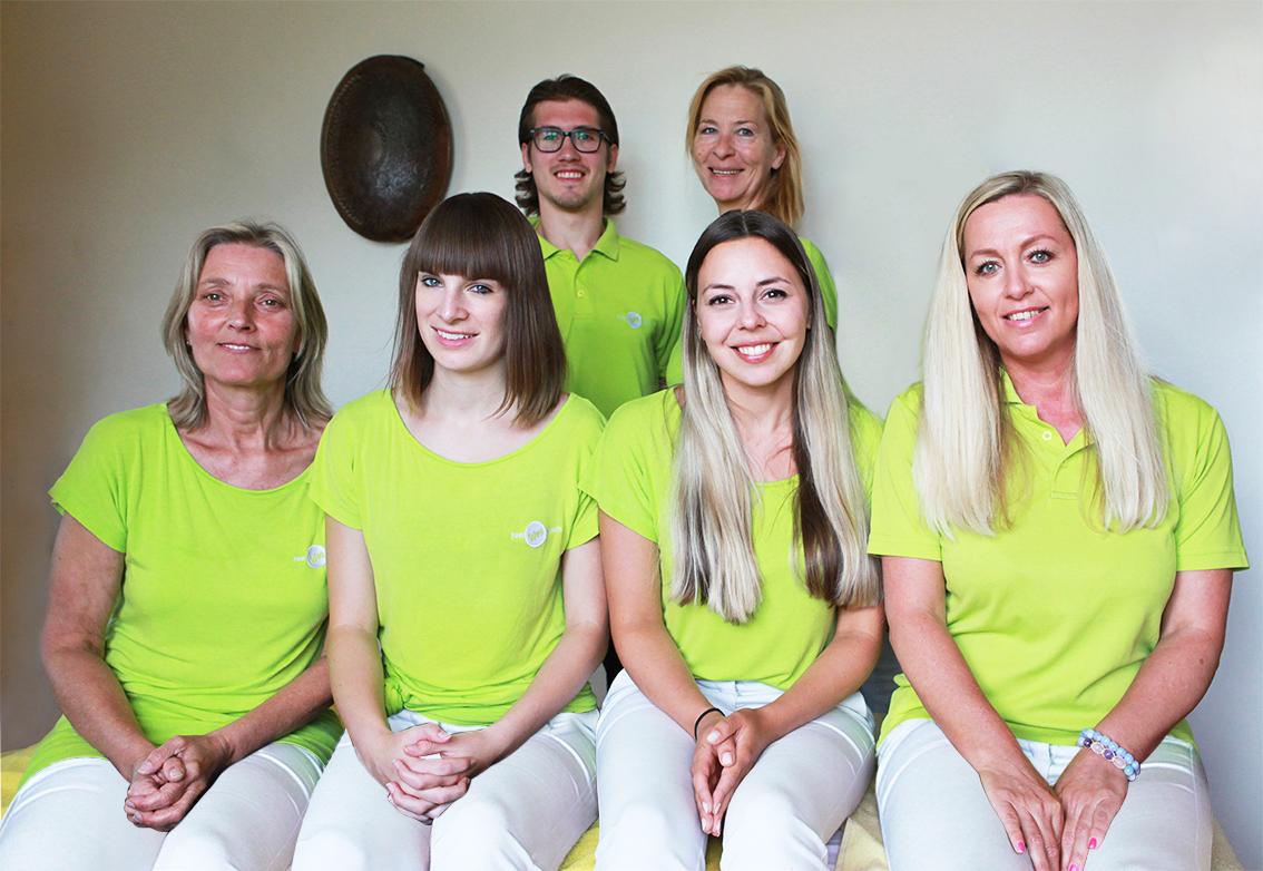 Team Vital Massage